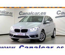 BMW SERIE 2 218DA ACTIVE TOURER MONOVOLUMEN DE SEGUNDA MANO EN MADRID | AUTOCASION
