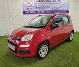 FIAT PANDA 2014- 2 YEARS NCT WARRANTY FOR SALE IN DUBLIN FOR €5250 ON DONEDEAL