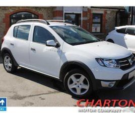 DACIA SANDERO STEPWAY TCE 90 S S STEPWAY SIGNATURE FOR SALE IN DUBLIN FOR €7995 ON DONEDEA
