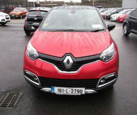 RENAULT CAPTUR SIGNATURE 1.5 DCI 90 20 FOR SALE IN LIMERICK FOR €15950 ON DONEDEAL
