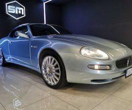 2004 MASERATI 4200 CAMBRIOCORSA AUTO. FOR SALE IN DUBLIN FOR €19950 ON DONEDEAL