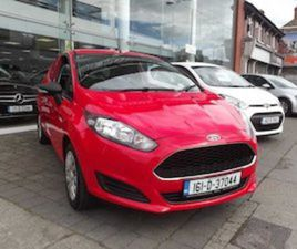 FORD FIESTA 1.5 VAN COMMERCIAL 2016 *84K KMS* FOR SALE IN DUBLIN FOR €8350 ON DONEDEAL