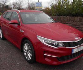 KIA OPTIMA 2018 1.7CRDI 141BHP ONLY 34000 MILES FOR SALE IN KERRY FOR €19395 ON DONEDEAL
