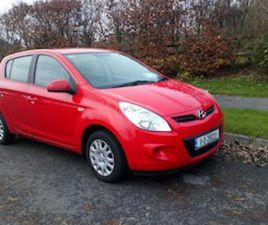 2011 HYUNDAI I20 - PETROL 1.2 L FOR SALE IN KERRY FOR €5950 ON DONEDEAL