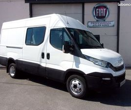 IVECO DAILY 35C14-12M3 (7PLACES)