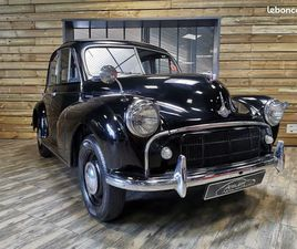 MORRIS MINOR DECOUVRABLE