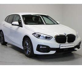 BMW 1 SERIES 120D XDRIVE SPORT 2.0 5DR