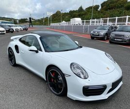 PORSCHE 911 3.8 TURBO PDK 2D 532 BHP CARRERA WHITE METALLIC