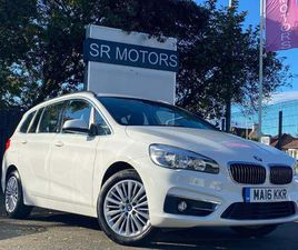 BMW 2 SERIES GRAN TOURER 1.5 216D LUXURY GRAN TOURER (S/S) 5DR