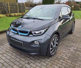 BMW I3 E LODGE EDRIVE 5DR RANGE EXTENDER