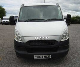 IVECO DAILY BEAVERTAIL C/W WINCH 2014 FOR SALE IN TYRONE FOR £10950 ON DONEDEAL