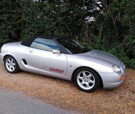 1998 MG F