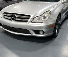 USED 2011 MERCEDES-BENZ CLS-CLASS CLS 550