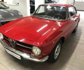 ALFA ROMEO GT 1300 JUNIOR H-KENNZ. TOP ZUSTAND NOTE 2