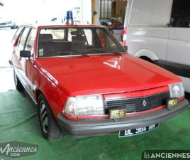 RENAULT 18 (R18) TURBO ES 125CV BREAK - 1984