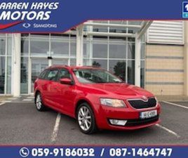 SKODA OCTAVIA ELEGANCE 1.6 TDI CR 105PS FOR SALE IN CARLOW FOR €11945 ON DONEDEAL