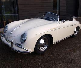 1957 PORSCHE 356 - -1500 GS CARRERA SPEEDSTER