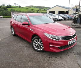>JAN 2018 KIA OPTIMA 1.7 CRDI ISG 2 5DR