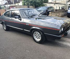 FORD CAPRI 2.8 INJECTION SPECIAL FASTBACK 3DR