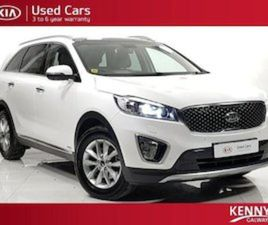 KIA SORENTO PLATINUM 4X4 FOR SALE IN GALWAY FOR €26995 ON DONEDEAL