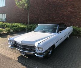 CADILLAC COUPE DEVILLE 2 DR | 6.4 V8 MATCHING ## | 1963 |