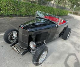 1932 FORD HI-BOY ROADSTER STREET ROD! SEE VIDEO!