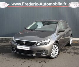PEUGEOT 308 1.5 BLUEHDI 130CH STYLE S&S BVM6