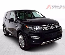 LAND ROVER DISCOVERY SPORT 2015 HSE LUXURY AWD CUIR