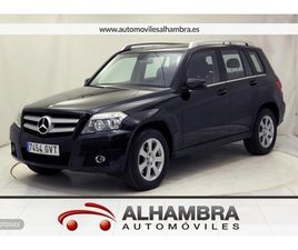 GLK 220 CDI 4MATIC BE AUTO 4X4