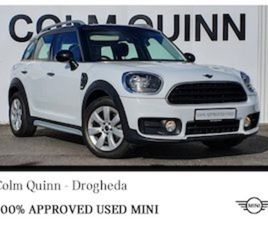 MINI COUNTRYMAN COOPER D 5DR FOR SALE IN LOUTH FOR €28995 ON DONEDEAL