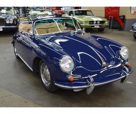 FOR SALE: 1964 PORSCHE 356C IN HUNTINGTON STATION, NEW YORK