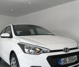 HYUNDAI I20 1.2 75PS S AIR FOR SALE IN KERRY FOR €9950 ON DONEDEAL