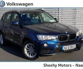 BMW X3 SE SDRIVE 2.0D FOR SALE IN KILDARE FOR €27995 ON DONEDEAL