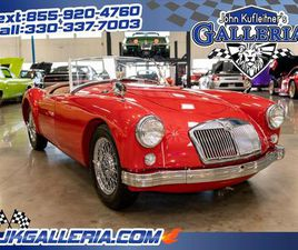 FOR SALE: 1957 MG MGA IN SALEM, OHIO