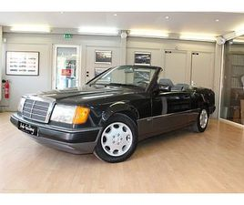 MERCEDES 300 CE-24 CABRIOLET (W124) OCCASION