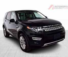 USED 2015 LAND ROVER DISCOVERY SPORT HSE LUXURY AWD CUIR TOIT PANO GPS