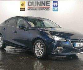 MAZDA 3 2.2D EXECUTIVE SE AA APPROVED 150BHP I FOR SALE IN DUBLIN FOR €12999 ON DONEDEAL