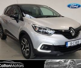 RENAULT CAPTUR HIGH SPEC ICONIC NAV 1.0I FOR SALE IN WESTMEATH FOR €16950 ON DONEDEAL