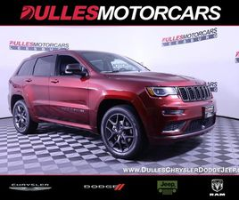 2020 JEEP GRAND CHEROKEE LIMITED EDITION X