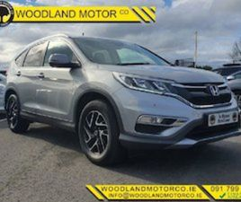 HONDA CR-V 1.6 I-DTEC 160BHP 4WD SE NAV / HIGH S FOR SALE IN GALWAY FOR €18950 ON DONEDEAL