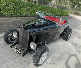 FORD ROADSTER STREET ROD! SEE 1932