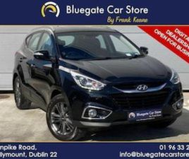 HYUNDAI IX35 1.7 DIESEL EXECUTIVE 2WD 115HP 1 OWN FOR SALE IN DUBLIN FOR €15995 ON DONEDEA