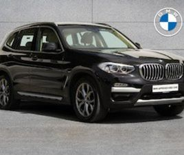 BMW X3 X3 XDRIVE20D XLINE FOR SALE IN CORK FOR €46900 ON DONEDEAL