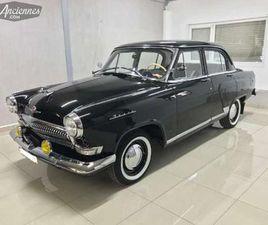 GAZ VOLGA 21 2.4I LUXE - 1968