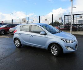 HYUNDAI I20 STYLE CVVT FOR SALE IN LIMERICK FOR €10500 ON DONEDEAL