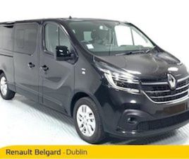RENAULT TRAFIC SPACECLASS FOR SALE IN DUBLIN FOR €53950 ON DONEDEAL
