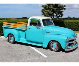 FOR SALE: 1954 CHEVROLET 3100 IN SARASOTA, FLORIDA