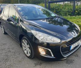 2012 PEUGEOT 308 ACTIVE 1.6 HDI ECOMATIQUE STT FOR SALE IN DUBLIN FOR €4950 ON DONEDEAL