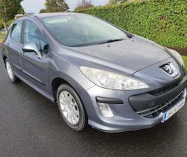 PEUGEOT 308, 2009 1.4 PETROL NEW NCT FOR SALE IN MEATH FOR €2750 ON DONEDEAL