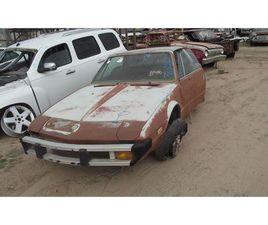 FOR SALE: 1975 FIAT X1/9 IN PHOENIX, ARIZONA
